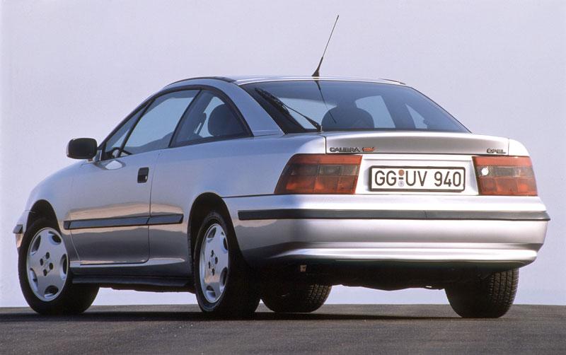 Opel Calibra má dostat nástupce: - fotka 6