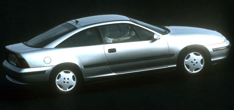 Opel Calibra má dostat nástupce: - fotka 7