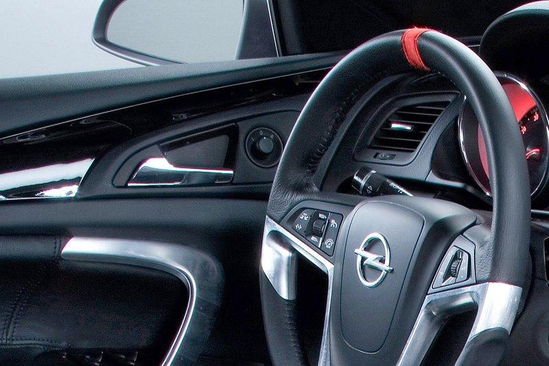 Opel Calibra má dostat nástupce: - fotka 10