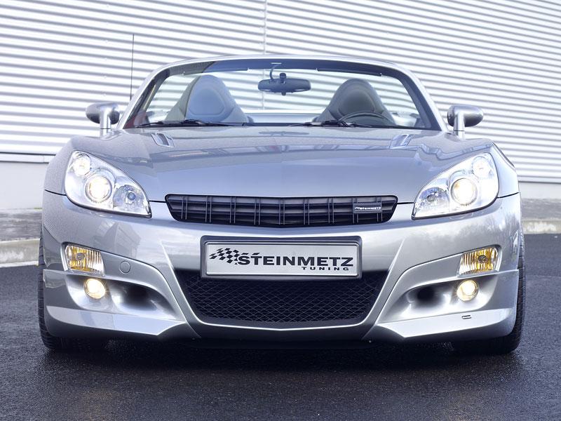 Essen živě: Steinmetz Opel GT: - fotka 7