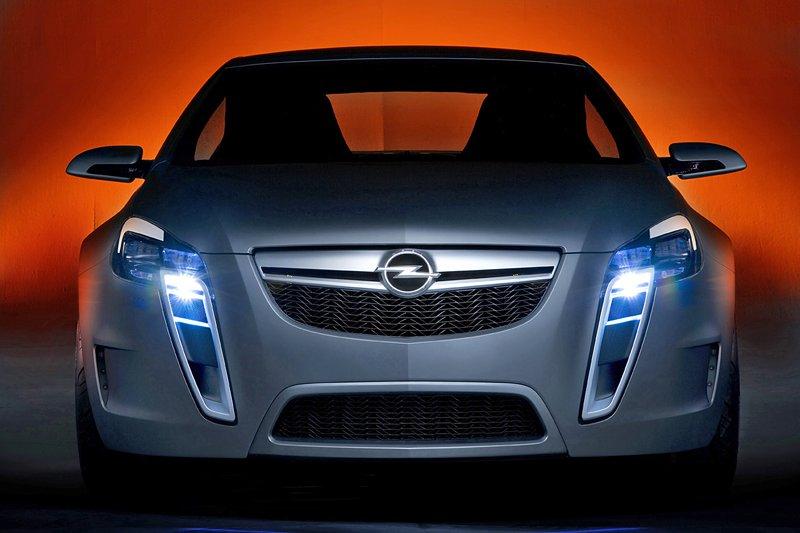 Opel Calibra má dostat nástupce: - fotka 15