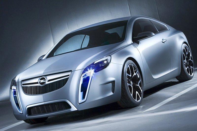 Opel Calibra má dostat nástupce: - fotka 17