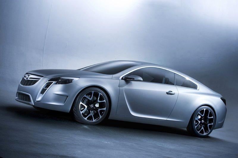 Opel Calibra má dostat nástupce: - fotka 18