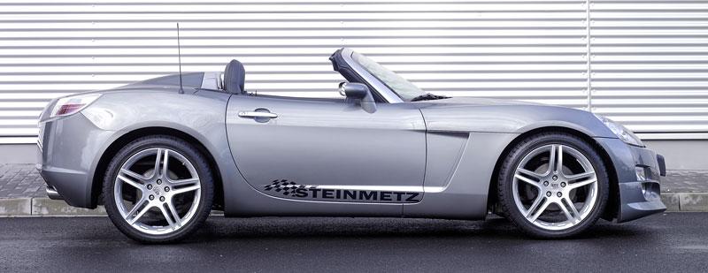 Essen živě: Steinmetz Opel GT: - fotka 11
