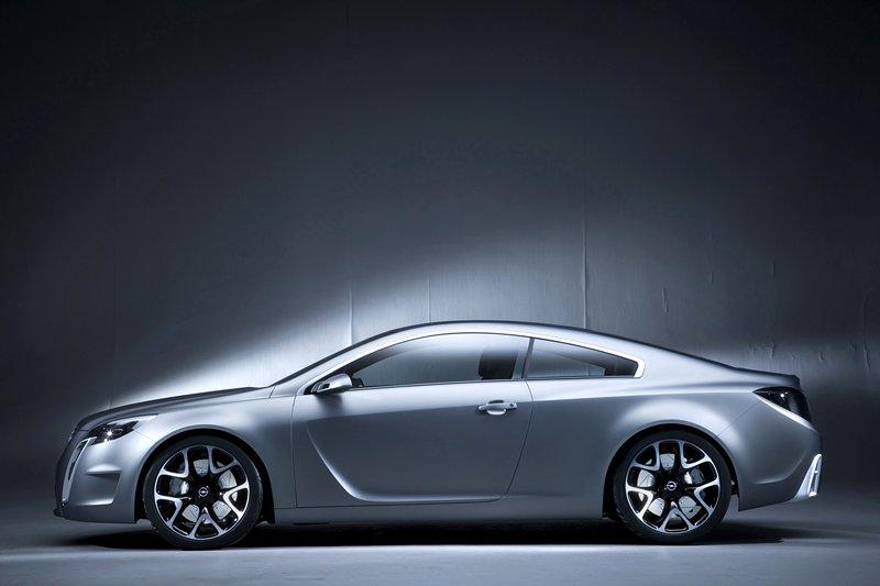 Opel Calibra má dostat nástupce: - fotka 20