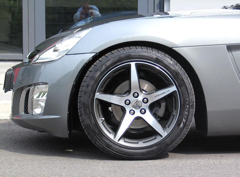 Essen živě: Steinmetz Opel GT: - fotka 15