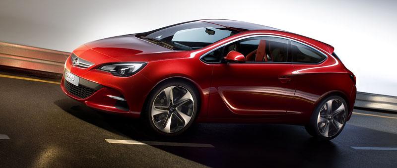 Opel Astra GTC Paris: velká fotogalerie a podrobnější info: - fotka 18