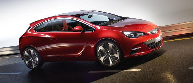 Opel Astra GTC Paris: velká fotogalerie a podrobnější info: - fotka 19