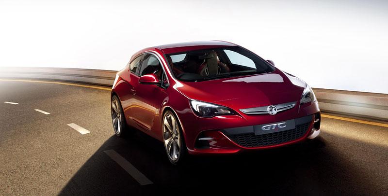Opel Astra GTC Paris: velká fotogalerie a podrobnější info: - fotka 20