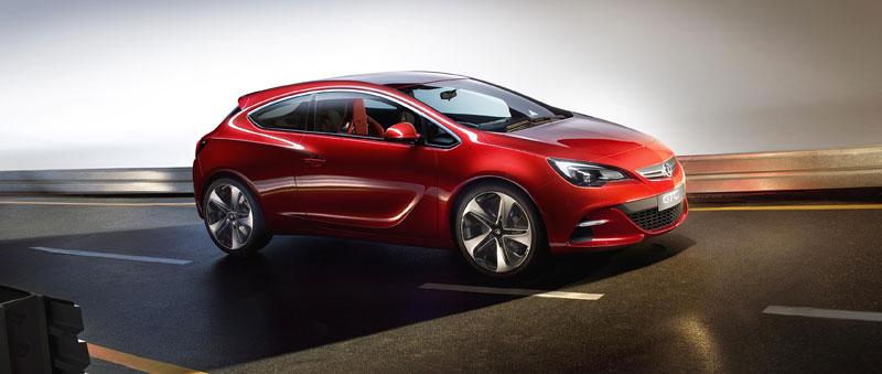 Opel Astra GTC Paris: velká fotogalerie a podrobnější info: - fotka 21