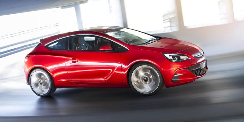 Opel Astra GTC Paris: velká fotogalerie a podrobnější info: - fotka 26