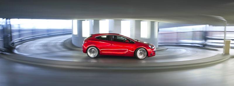 Opel Astra GTC Paris: velká fotogalerie a podrobnější info: - fotka 27