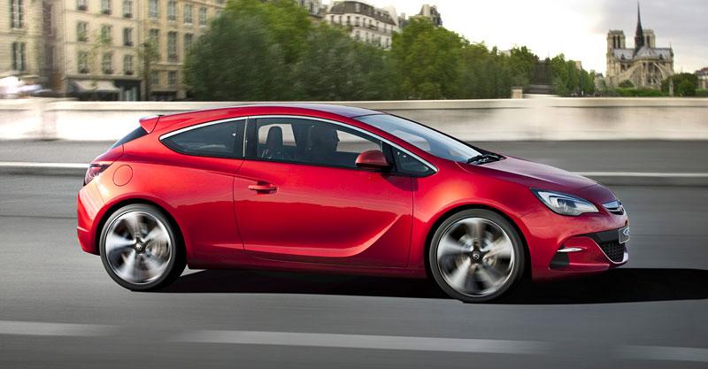 Opel Astra GTC Paris: velká fotogalerie a podrobnější info: - fotka 28