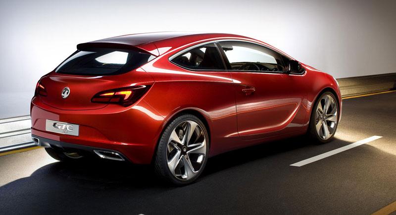 Opel Astra GTC Paris: velká fotogalerie a podrobnější info: - fotka 32