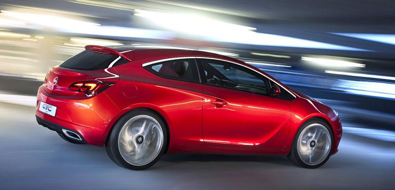 Opel Astra GTC Paris: velká fotogalerie a podrobnější info: - fotka 34