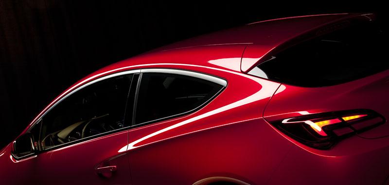 Opel Astra GTC Paris: velká fotogalerie a podrobnější info: - fotka 40