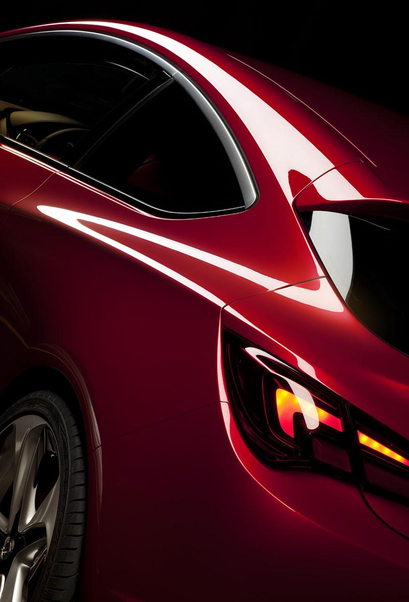 Opel Astra GTC Paris: velká fotogalerie a podrobnější info: - fotka 41