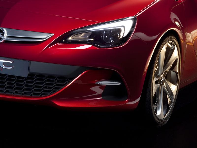 Opel Astra GTC Paris: velká fotogalerie a podrobnější info: - fotka 49