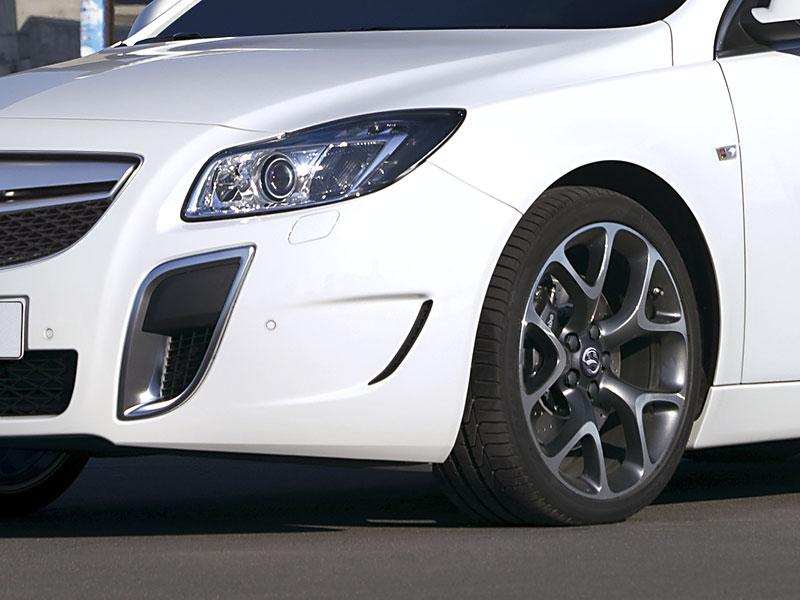 Opel Insignia Sports Tourer OPC: další upalující stěhovák: - fotka 33