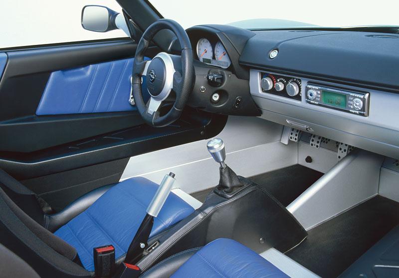 Pod lupou: Opel Speedster – Blesk nízko nad zemí: - fotka 2