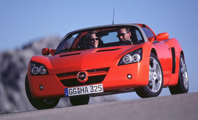 Pod lupou: Opel Speedster – Blesk nízko nad zemí: - fotka 4