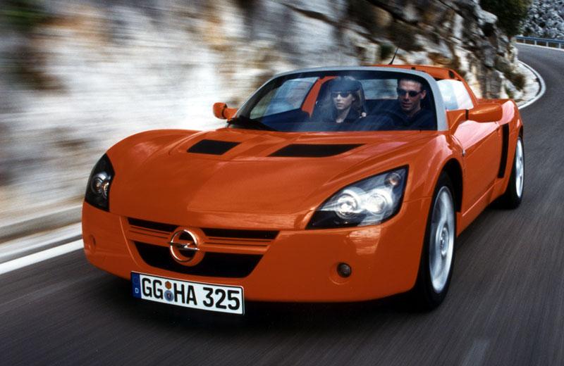 Pod lupou: Opel Speedster – Blesk nízko nad zemí: - fotka 5