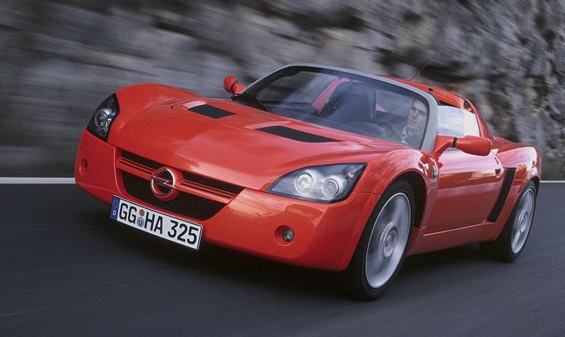 Pod lupou: Opel Speedster – Blesk nízko nad zemí: - fotka 6