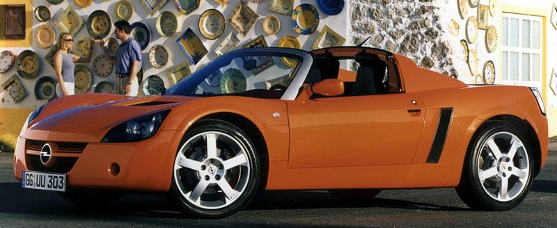 Pod lupou: Opel Speedster – Blesk nízko nad zemí: - fotka 7