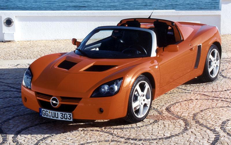 Pod lupou: Opel Speedster – Blesk nízko nad zemí: - fotka 9