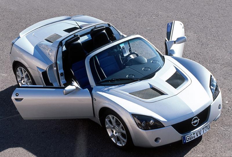 Pod lupou: Opel Speedster – Blesk nízko nad zemí: - fotka 12