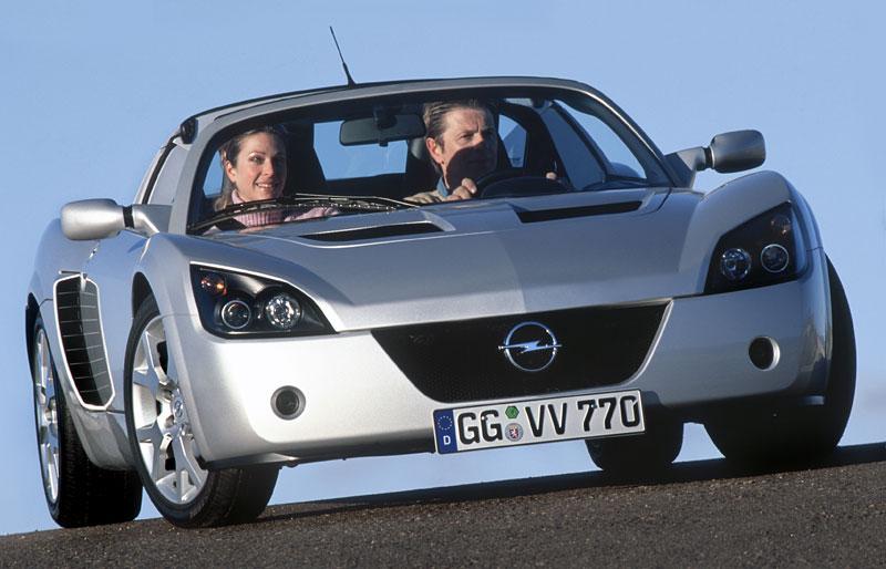 Pod lupou: Opel Speedster – Blesk nízko nad zemí: - fotka 13