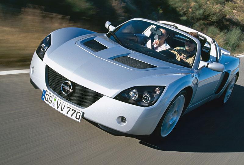 Pod lupou: Opel Speedster – Blesk nízko nad zemí: - fotka 14