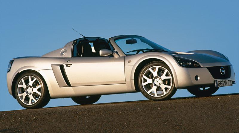 Pod lupou: Opel Speedster – Blesk nízko nad zemí: - fotka 15
