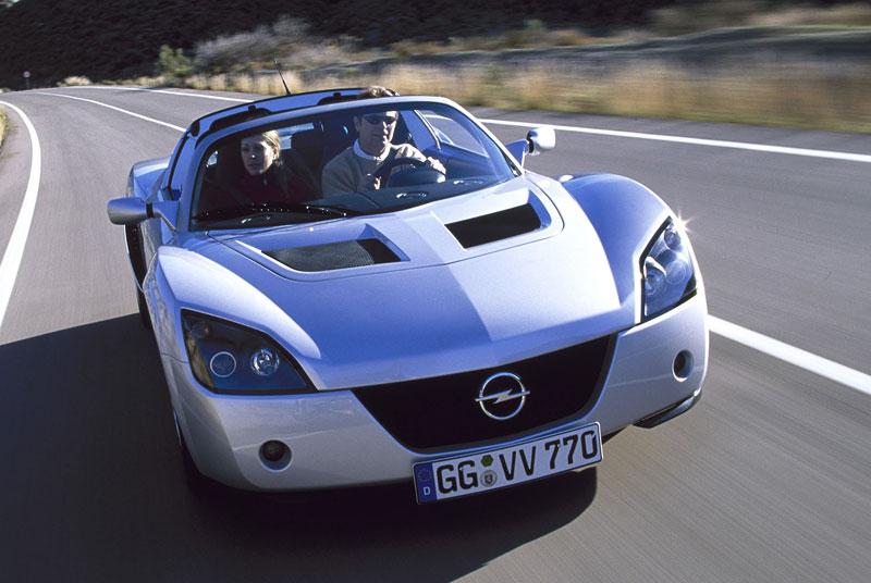 Pod lupou: Opel Speedster – Blesk nízko nad zemí: - fotka 17