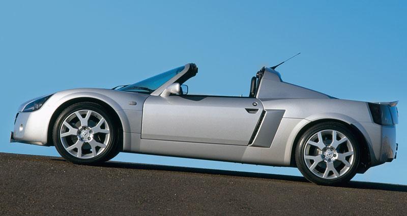 Pod lupou: Opel Speedster – Blesk nízko nad zemí: - fotka 21