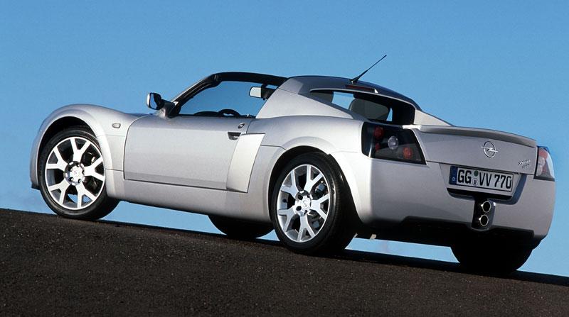 Pod lupou: Opel Speedster – Blesk nízko nad zemí: - fotka 23