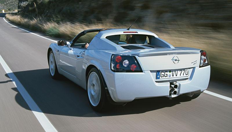 Pod lupou: Opel Speedster – Blesk nízko nad zemí: - fotka 24