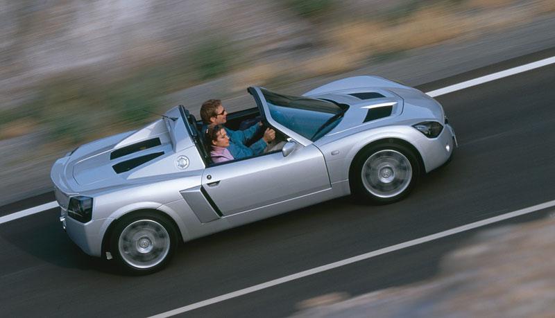 Pod lupou: Opel Speedster – Blesk nízko nad zemí: - fotka 25