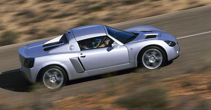 Pod lupou: Opel Speedster – Blesk nízko nad zemí: - fotka 26