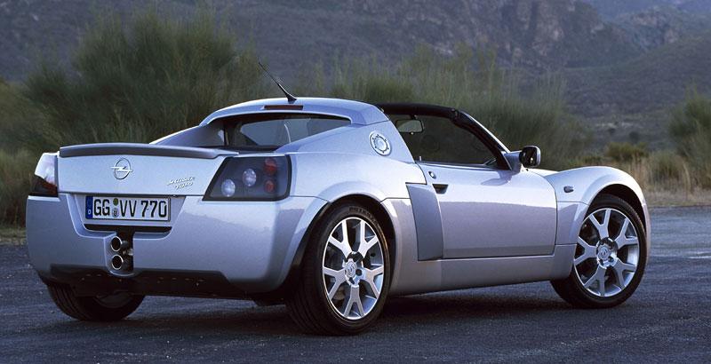 Pod lupou: Opel Speedster – Blesk nízko nad zemí: - fotka 27