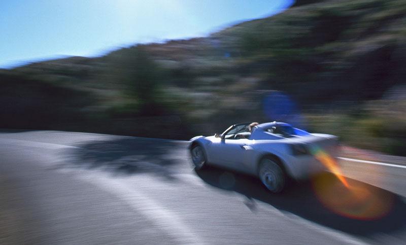 Pod lupou: Opel Speedster – Blesk nízko nad zemí: - fotka 28