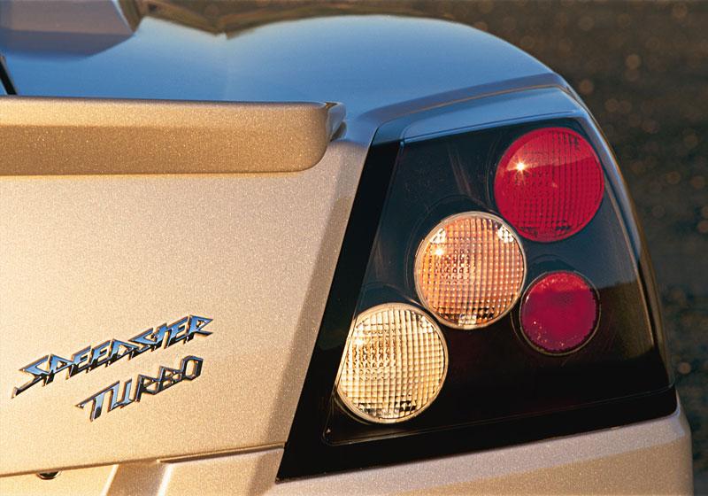 Pod lupou: Opel Speedster – Blesk nízko nad zemí: - fotka 31