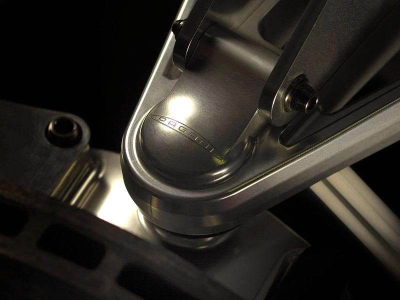 Pagani Zonda R: velká fotogalerie: - fotka 61