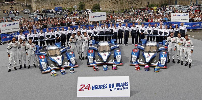 Peugeot na Le Mans 2010: kde se stala chyba?: - fotka 2