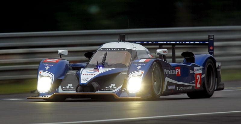 Peugeot na Le Mans 2010: kde se stala chyba?: - fotka 4