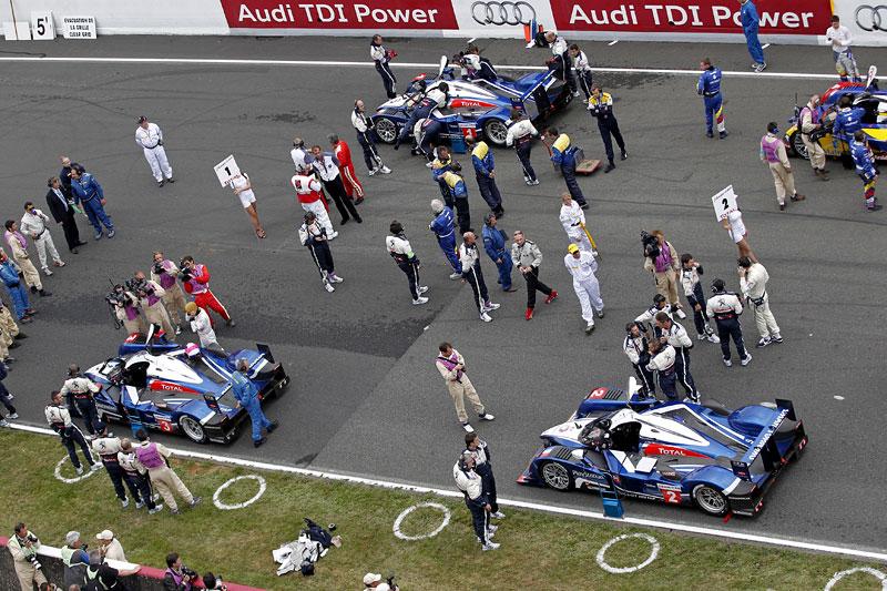 Peugeot na Le Mans 2010: kde se stala chyba?: - fotka 7