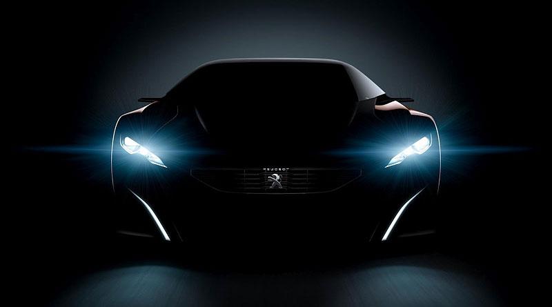 Peugeot Onyx: koncept dalšího francouzského supersportu: - fotka 1