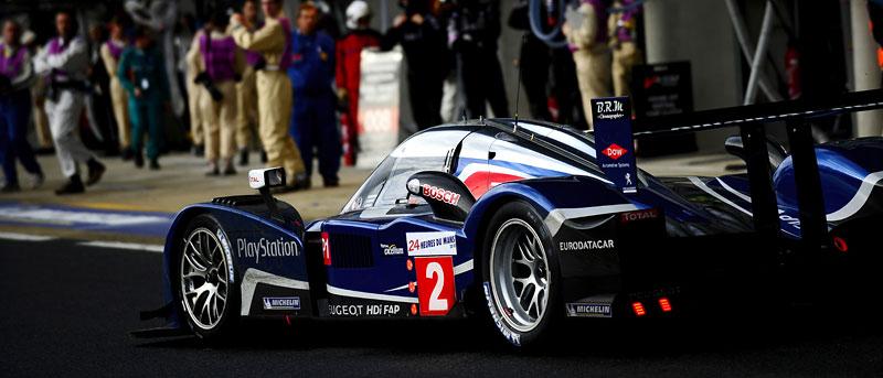 Peugeot na Le Mans 2010: kde se stala chyba?: - fotka 9