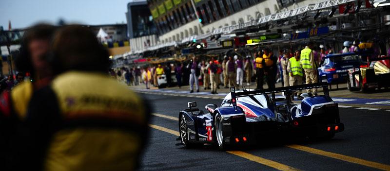Peugeot na Le Mans 2010: kde se stala chyba?: - fotka 10