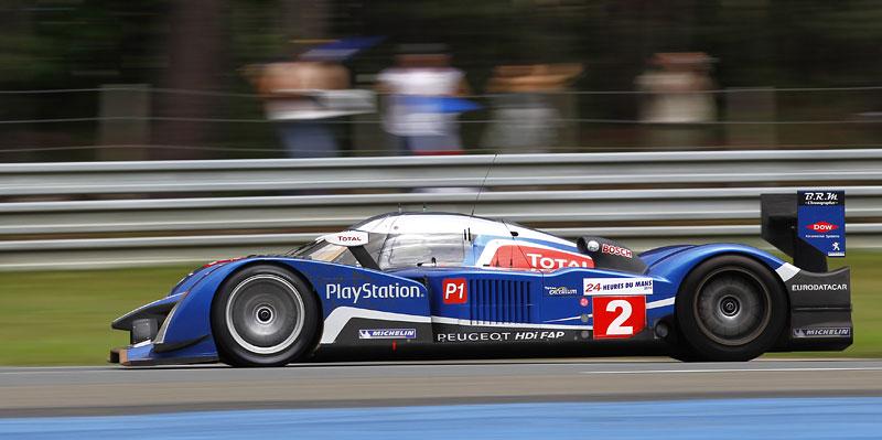 Peugeot na Le Mans 2010: kde se stala chyba?: - fotka 20